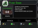 Plague Cannon