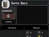Sapper Shield