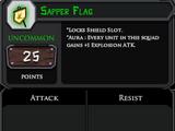 Sapper Flag