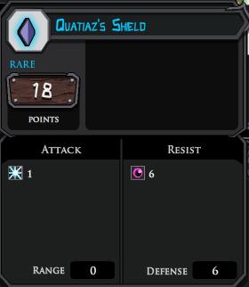 Quatiazs Shield profile