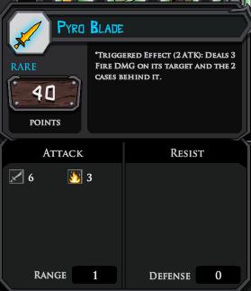 Pyro Blade profile