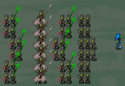 3.1.1 The invasion begins - Formation