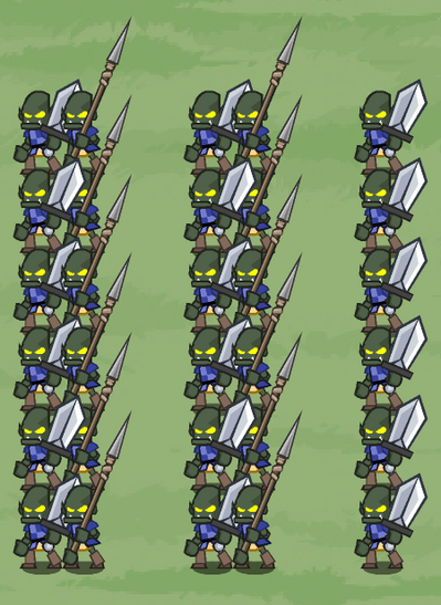 1.1.7 The Emperor's support - Formation