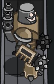 Steam Behemoth