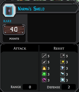 Narmns Shield profile