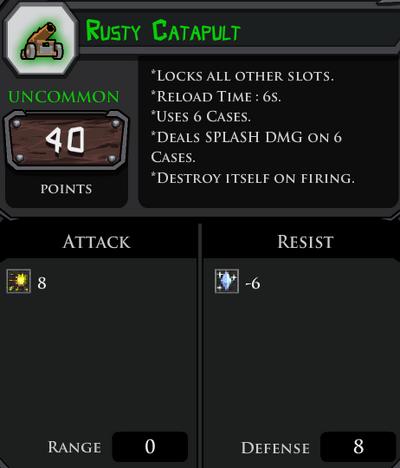 Rusty Catapult profile