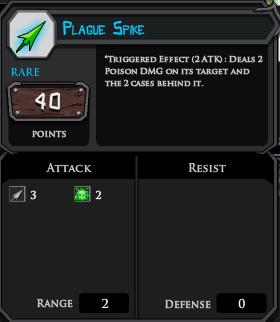 Plague Spike profile
