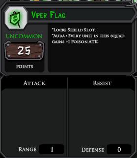 Viper Flag profile