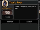 Yasur's Armor