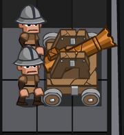 Rusty Catapult