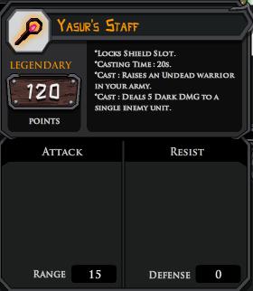 Yasurs Staff profile