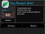 Vass Potanax's Staff