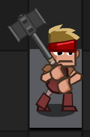 Gordakar's Hammer