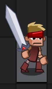 Quatiaz's Sword
