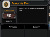 Arhalath's Ring