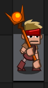 FireBlast Staff
