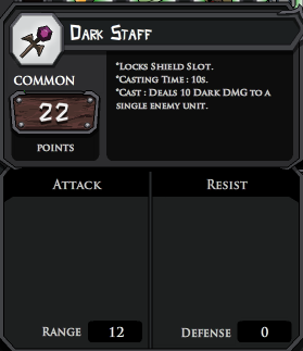 Dark Staff profile