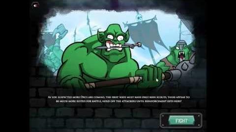 BattleCry Heroes act 1 walkthrough - Ep. 1