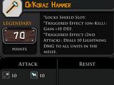 Ok'Koraz Hammer