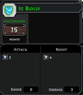 Ice Buckler profile