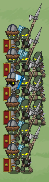 1.2.8 Orcish Pride - Formation