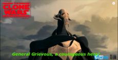 2008 Grievous hero look into sky CN