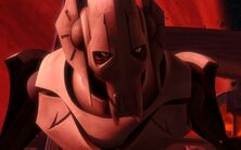 General Grievous on the Malevolence
