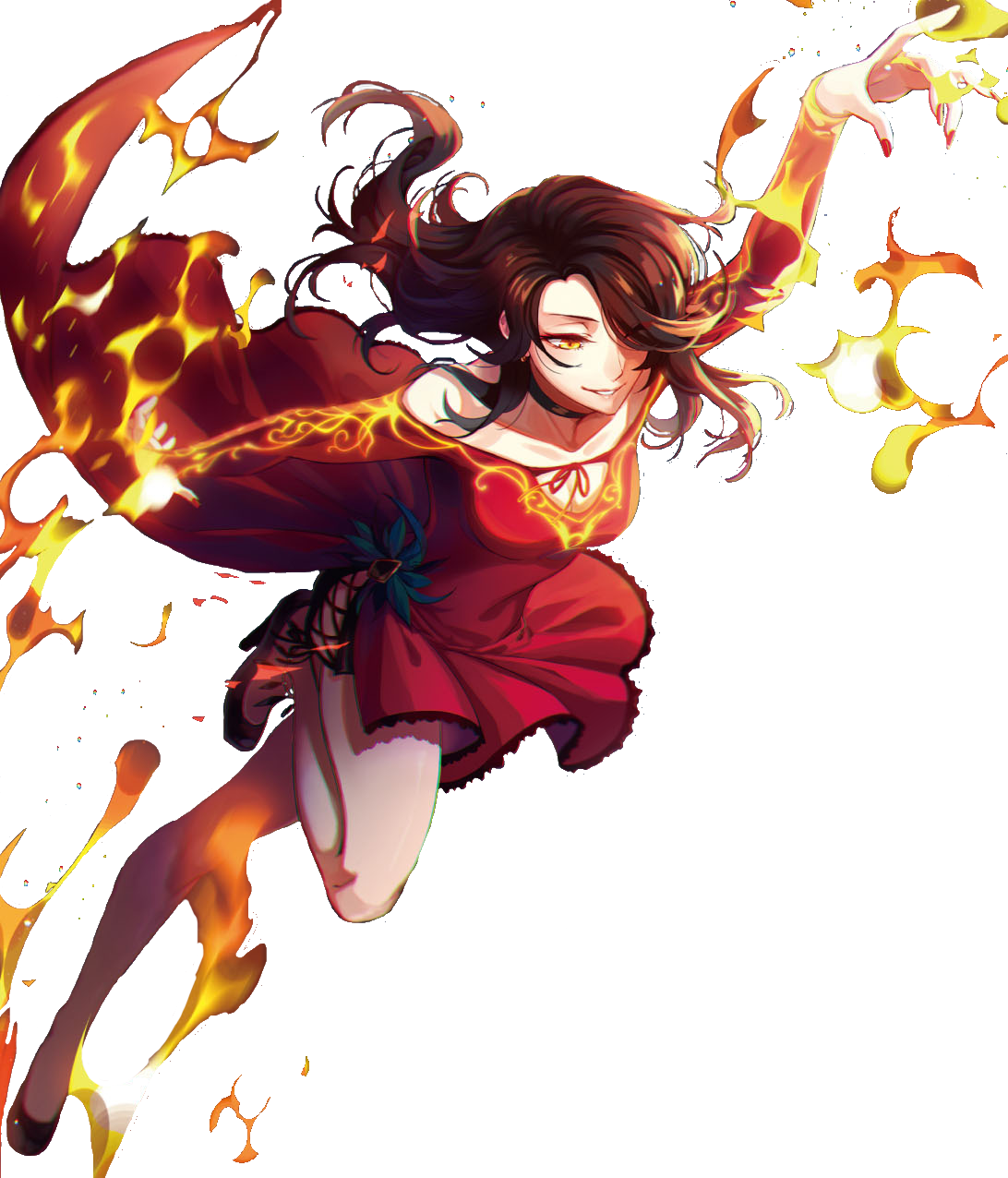 Cinder Fall | Battle Fighters: The Ultimate FIghters Wiki