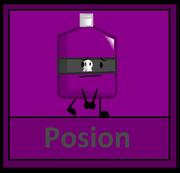 Posion icon