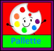Pallette icon