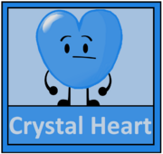 Crysatl Heart Icon