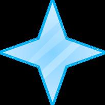 Crystal star 2