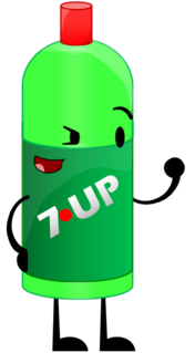 7UP pose