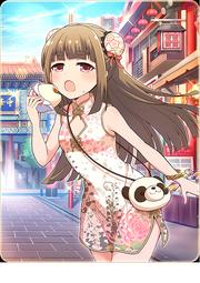 Sakura China Dress
