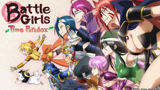 BattleGirlsTimeParadoxjpg
