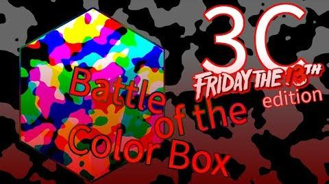Battle of the Color Box (EP. 3c) (Voting 2) (Friday the 13th)