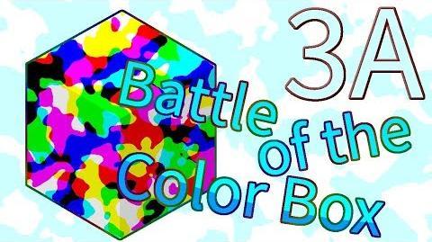 Battle of the Color Box (EP. 2e 3a) (Elimination 1 Challenge 4)