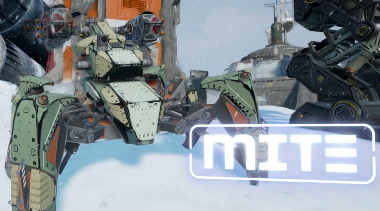Mite | Battle of Titans Wiki | FANDOM powered by Wikia