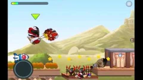 Battle Run Gameplay Part 1