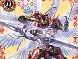 Gallantmon Crimson Mode