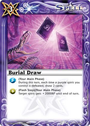 Burial Draw