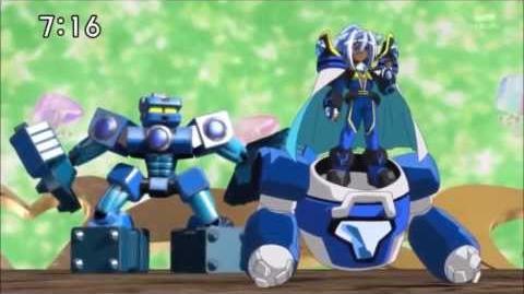 Battle Spirits Saikyo Ginga Ultimate Zero episode 9 part 1 - HD