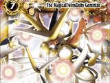 The MagicalTwinsDeity Geminize