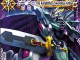 The KnightHero Swordius-Arthur
