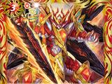 The FlameSwordMaster Ryuuman-Swordwing