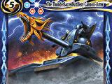 The ThunderSacredArtillery Cannon-Arms