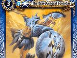 The BraveGeneral Leonidas