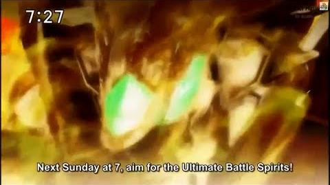 Battle Spirits Saikyo Ginga Ultimate Zero episode 24 Preview - HD