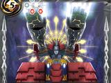 Clever Machine Demon-God