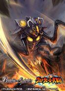 The SpaceDinosaur Hyper-Zetton (Gigant) artwork